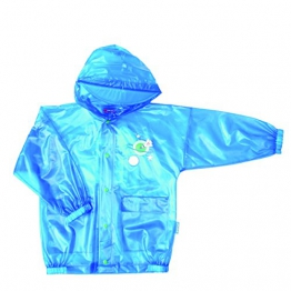Step In Kinder Regenjacke, Rakete, 6172, Gr. 104 blau - 1