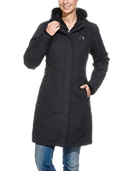 Tatonka Damen Mantel Suva 3 in 1 Coat, Black, 42, A187 - 1