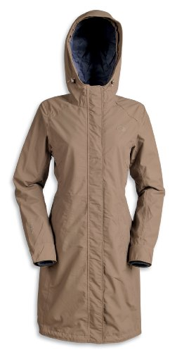 Tatonka Damen Regenbekleidung Tabara Coat, light rain drum, 36, C177 - 1